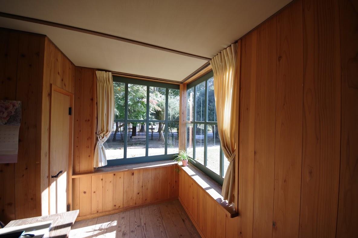 「僕は、窓がひとつ欲しい」ヒアシンス・ハウス