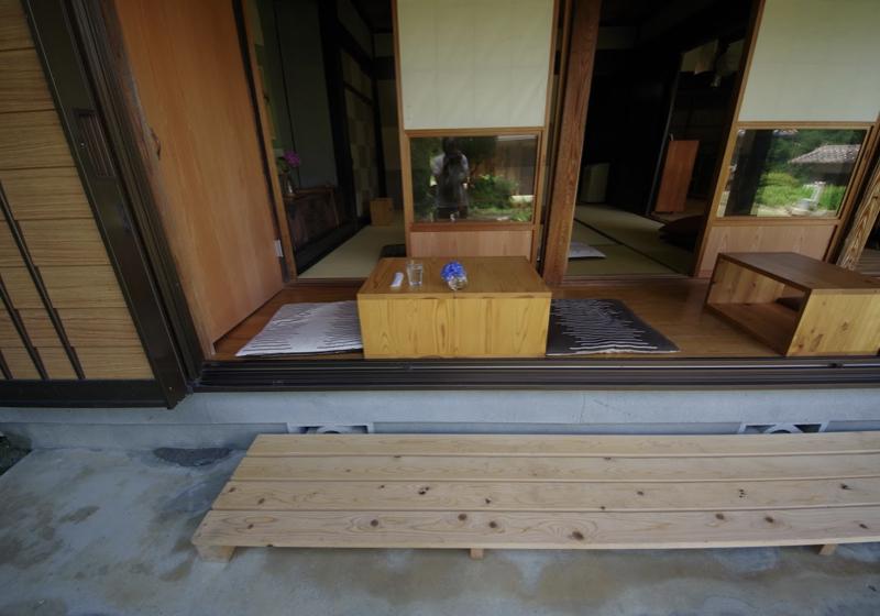 初めてなのに懐かしかった、縁側カフェ tokinoki