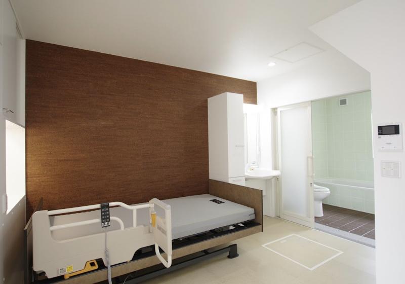 「兼ねること」でコンパクトに(1)LDKと寝室