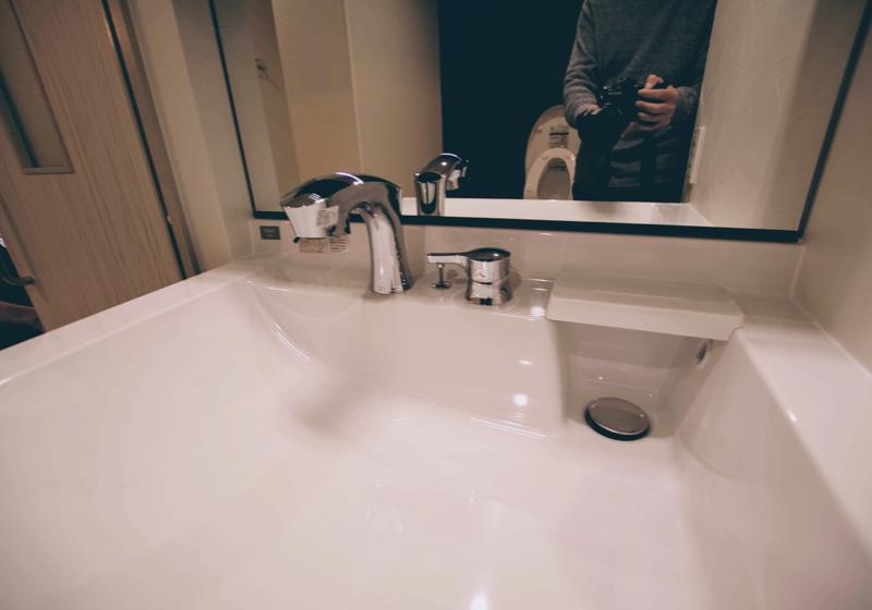 洗面室に「回遊性」を持たせるマンションリフォーム(1)洗面室