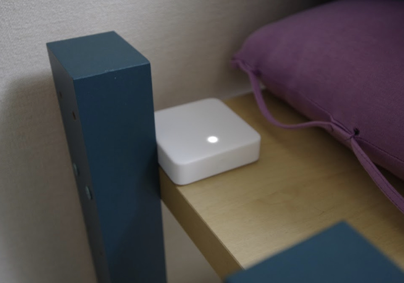 SwitchBotで、ベッドからでもエントランスのオートロックドアを開ける