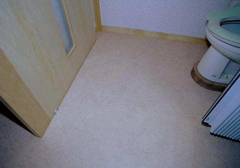 狭いトイレは、洗面室と一緒にすれば広くなる