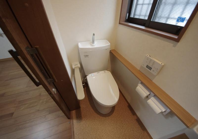トイレの位置を寝室の近くするように