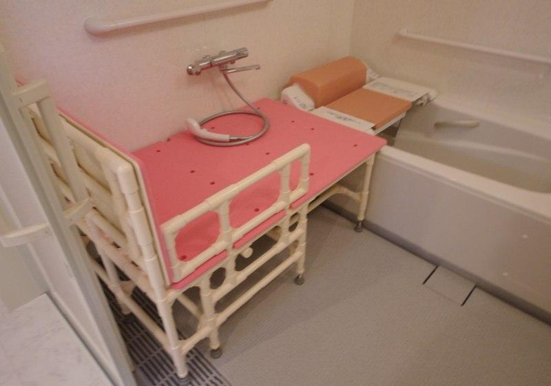 『浴室を家族みんなで共用する』2m角のユニットバス
