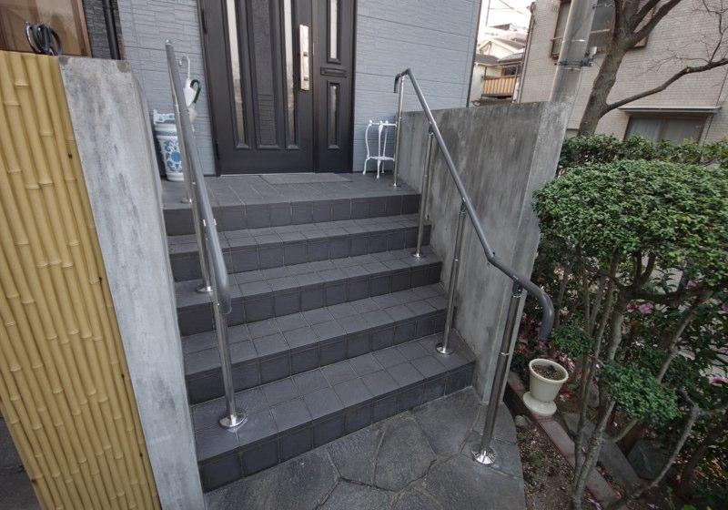 「家への出入り」は、バリアフリーリフォームの最初の一歩