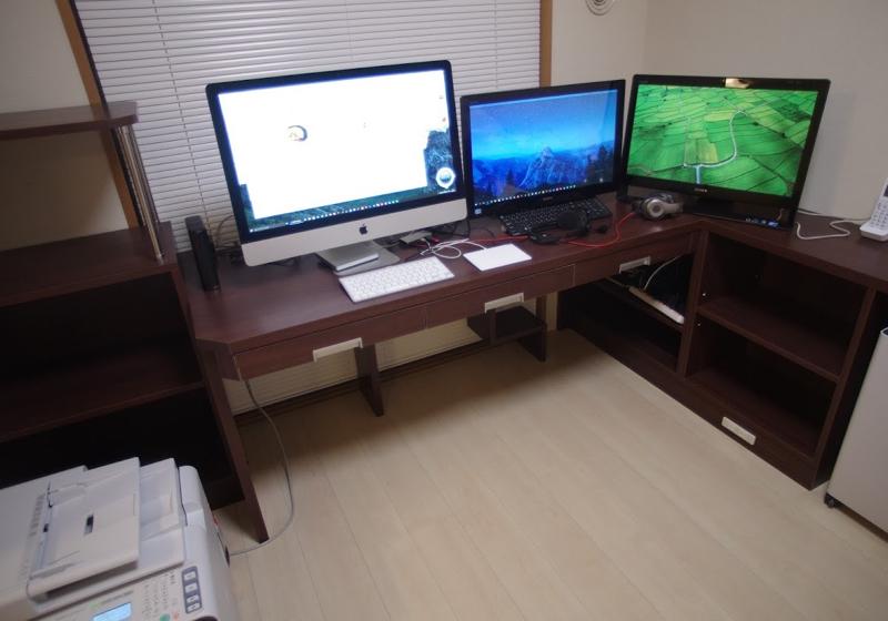 我が家「iMac ( 27-inch)」がやってきた、やはり、サンタさんはいました!