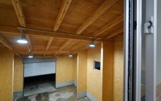 「OSB合板貼り放し」安価な材料に命を吹き込む木工事