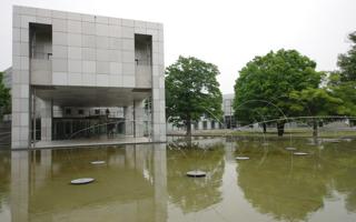 群馬県立近代美術館 2014-1
