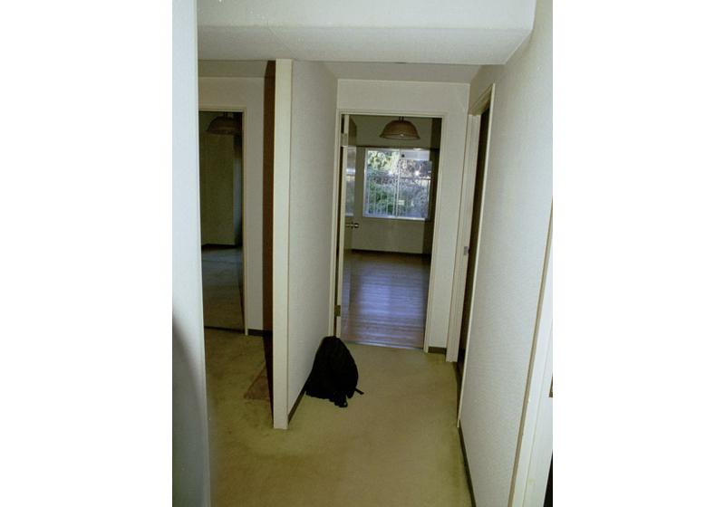 マンション(2)- 間仕切り壁の性質に注意を