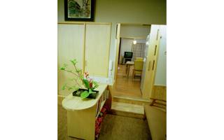 兼用住宅(1)- 美容室と住宅水回りを接点に