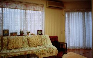 窓(1)- 室内から見える景色が大切