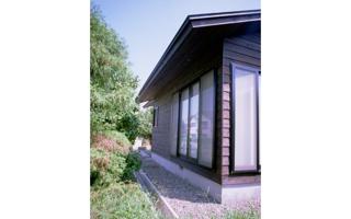 窓(2)- 省エネに複層ガラスや軒