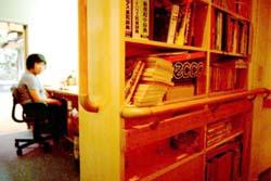 家具(1)- 空間有効に使える「造り付け」