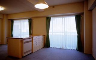 家具(4)- 低めにして収納・間仕切り両立